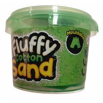 Fluffy Cotton speelzand junior 300 gram groen