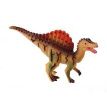 dinosaurus Animal World Tyrannosaurus 13 cm bruin