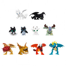 mini-figuren Dragons Mystery junior 2 x 1,5 x 3 cm