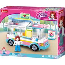 Girls Dream: ambulance (M38-B0797)
