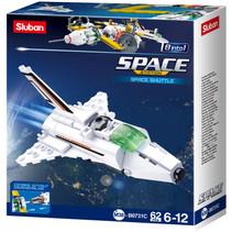 Space: Satelliet Ruimte schip C (M38-B0731C)