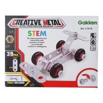 bouwpakket Creative Metal 7,3 cm 39-delig raceauto