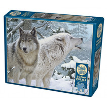 legpuzzel Wolves karton 500 stukjes