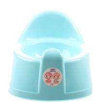 wc-potje babypop 25x15 cm blauw