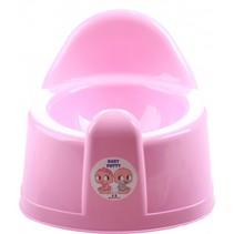 wc-potje babypop 25x15 cm roze