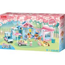 Girls Dream: ons nieuwe huis (M38-B0822)