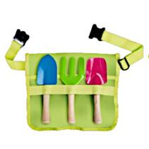 gereedschapsgordel junior 29 cm polyester groen