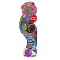 swing wheel junior 80 cm paars