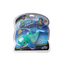 badspeelgoed Dive game junior 13 cm kunststof groen