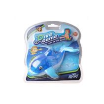 badspeelgoed Dive game junior 13 cm kunststof blauw