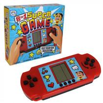 spelcomputer 8-in-1 Supergame junior rood