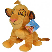 knuffel Disney Simba junior 50 cm pluche oranje