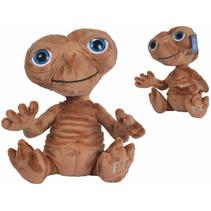 knuffel E.T. junior 40 cm pluche/polyester bruin