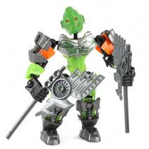 transformer Roboforces Thunder jongens groen/grijs