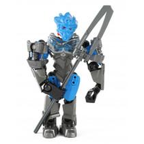 transformer Roboforces Storm jongens blauw/grijs