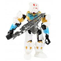 transformer Roboforces Lightning jongens wit/goud