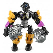 transformer Roboforces Hurricane jongens zwart/oranje