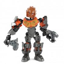 transformer Roboforces Earthquake grijs/oranje
