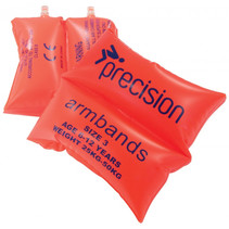 zwemvleugeltjes PVC one-size rood 2 stuks