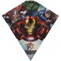 vlieger Avengers 59 x 56 cm