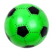 voetbal soft junior 16 cm groen
