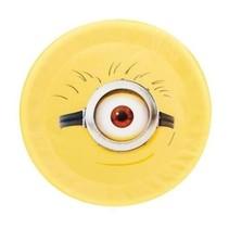 Minions frisbee Carl foam geel 42 cm