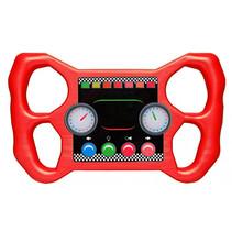 racestuur voor speelhuisje 30 cm rood