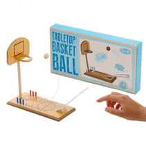 desktopbasketbal retr-Oh unisex hout lichtbruin