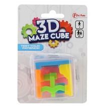 3D doolhof spel