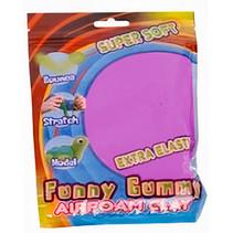 klei Gummy Airfoam junior 55 gram paars