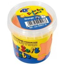 Kinder Soft Knete Basic Klei 150 gram Oranje