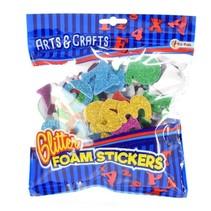 foamstickers in hersluitbare zak letters