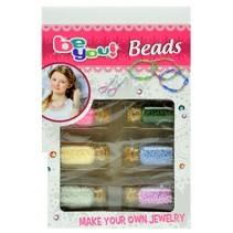 maak je eigen sieraden met kraaltjes 20 cm