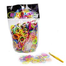 loombandjes Colorful junior rubber 600-delig