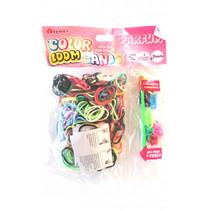 loombandjes Kit-Perfumed junior rubber 301-delig