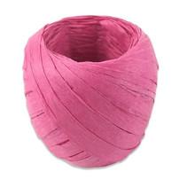 lint 20 meter papier roze