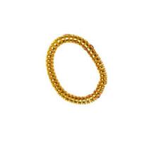 armband meisjes 5 cm goud