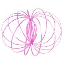 Magic Rings 13 cm roze