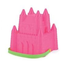 emmer zandkasteel prinses 15,5 x 18 cm roze