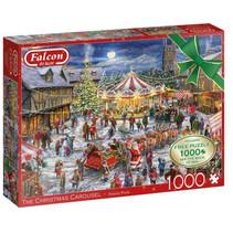 legpuzzel The Christmas Carousel 1000 stukjes