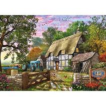 legpuzzel The Farmer's Cottage 3000 stukjes