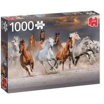 legpuzzel Woestijnpaarden 1000 stukjes