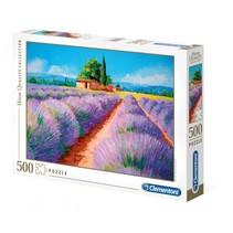 legpuzzel Lavender 500 stukjes