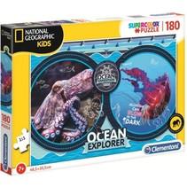 legpuzzel National Geographic Ocean 180 stukjes