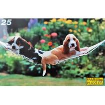 legpuzzel Honden junior 25 stukjes