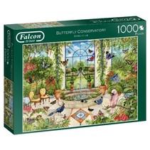 legpuzzel Butterfly Conservatory 1000 stukjes