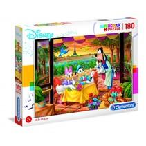supercolor Disney legpuzzel 180 stukjes