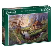 legpuzzel Cottage in the Woods 1000 stukjes