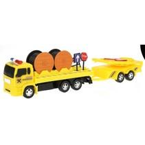 Vrachtwagen verkeershulp 30 cm