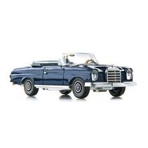 miniatuurauto MB 280 SE Cabrio 1:87 blauw